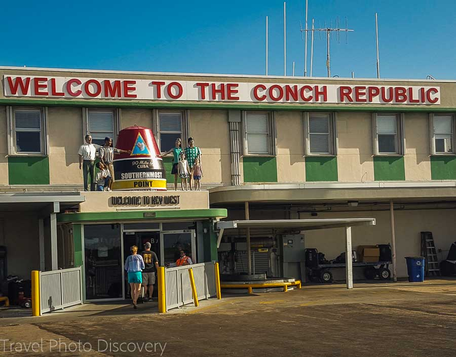 Main Airport at Key West top 10 things to do