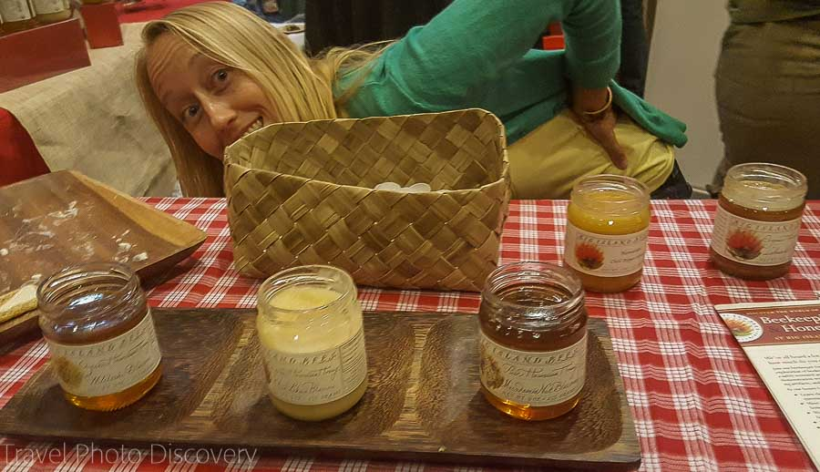 Hawaiian Honey at the Taste of the Hawaiian Range