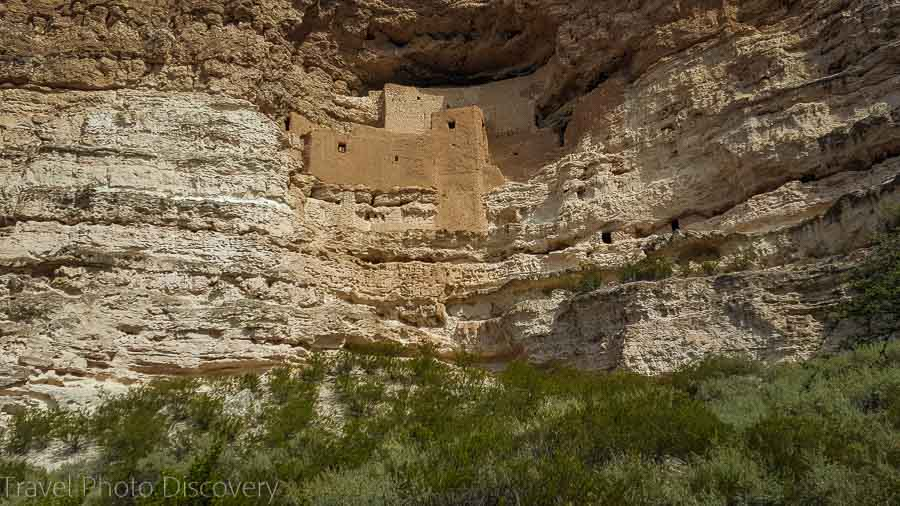 Exploring the Montezuma Indian cliff dwellings & well