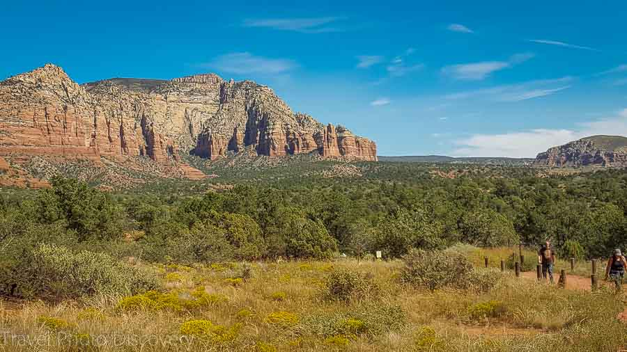 Bell Rock overlook Best places to photograph Sedona