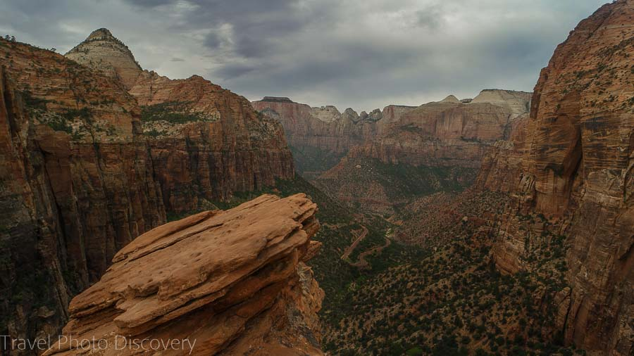 Visiting Zion National Park and popular hikes