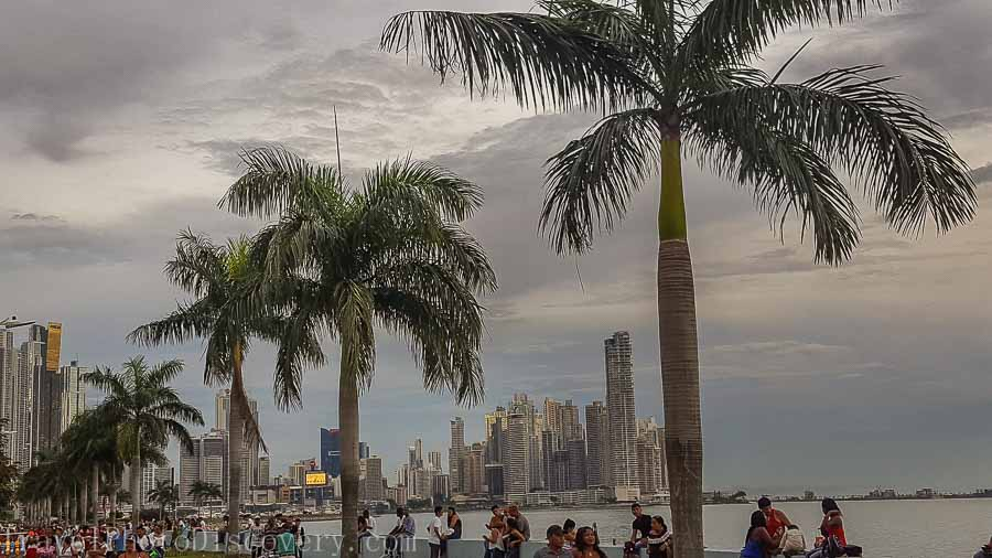 Top 15 things to do visiting Panama City the city skyline at the Malecon