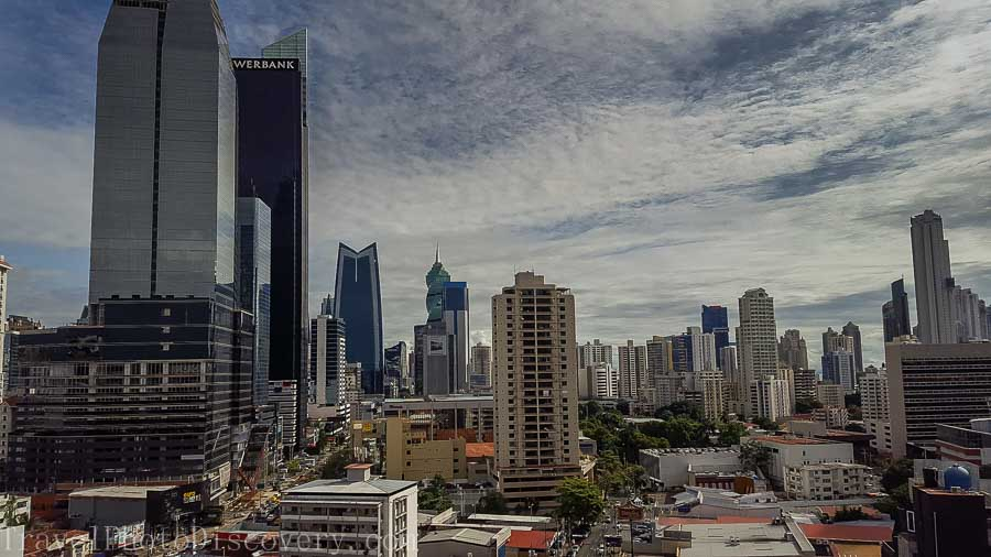 Downtown business district Top 15 things to do visiting Panama City