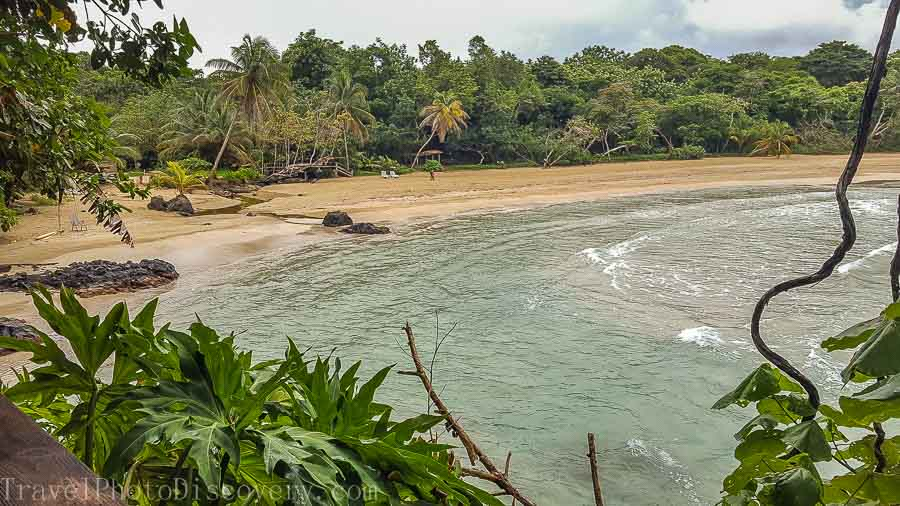 Red Frog Beach at Bastimentos Panama
