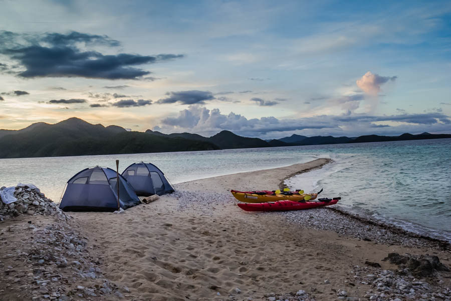 Top adventure and eco experiences kayaking Coron to El Nido