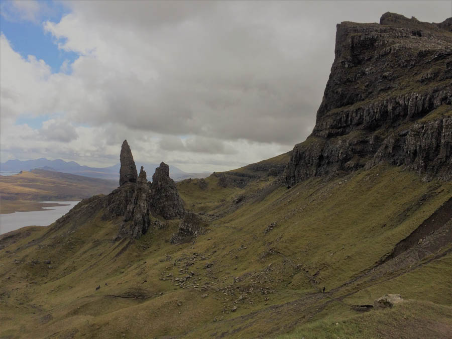 Top adventure and eco experiences hiking the Old Man of Storr