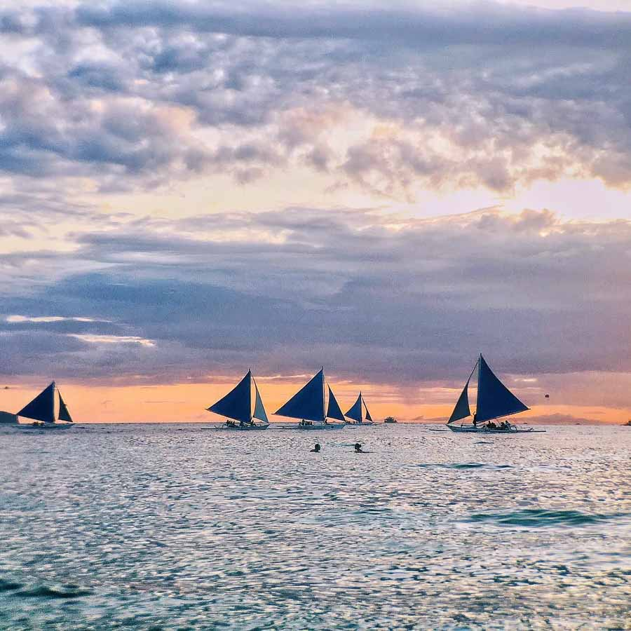 Romantic getaways around the world Boracay