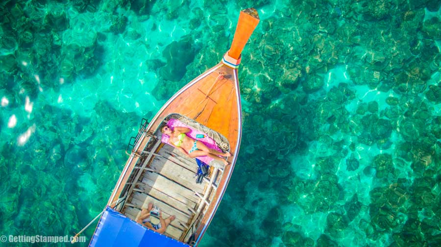 Romantic getaways around the world, Koh Lipe Thailand