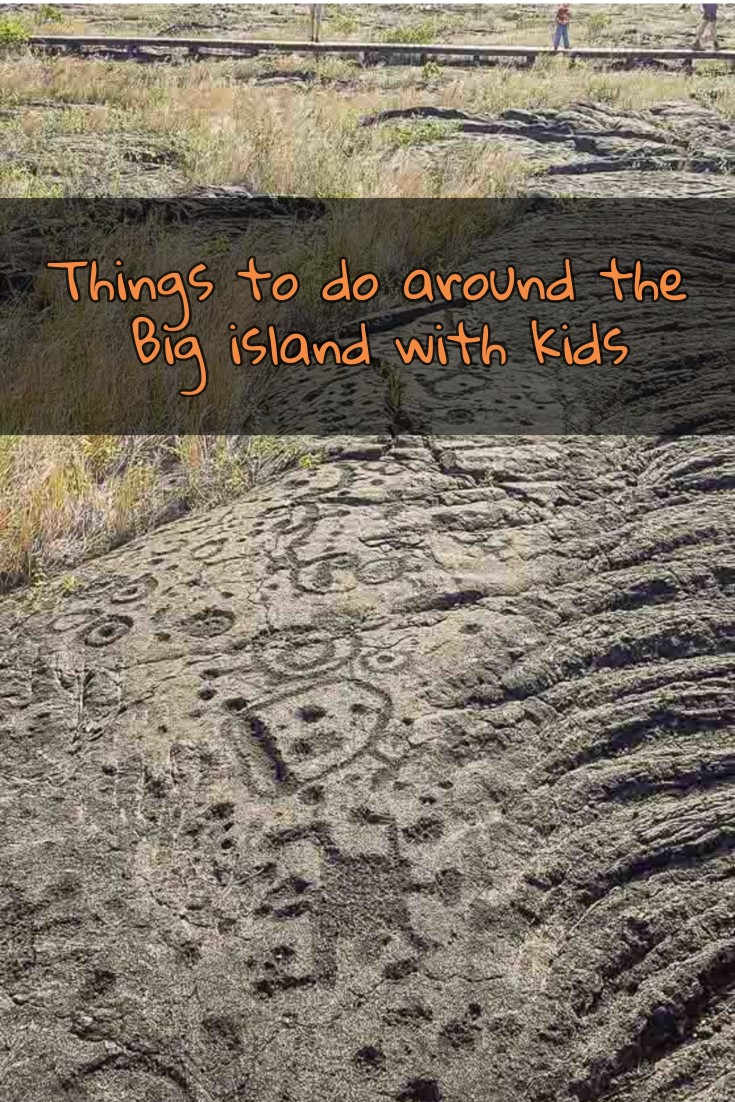 Things to do the Big Island with kids