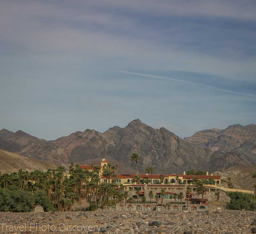 Hotel resorts in Death Valley National Park