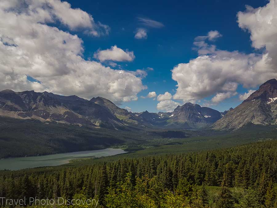 A road trip to Glacier national park and the road to the sun