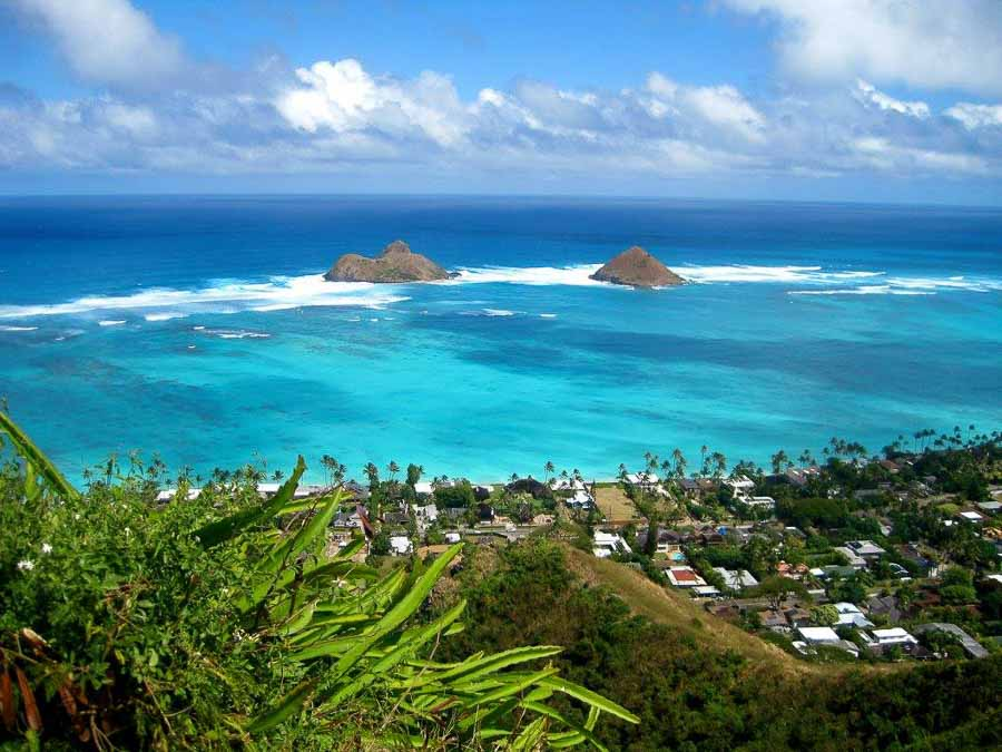 Lanikai Pillboxes Things to do in Oahu