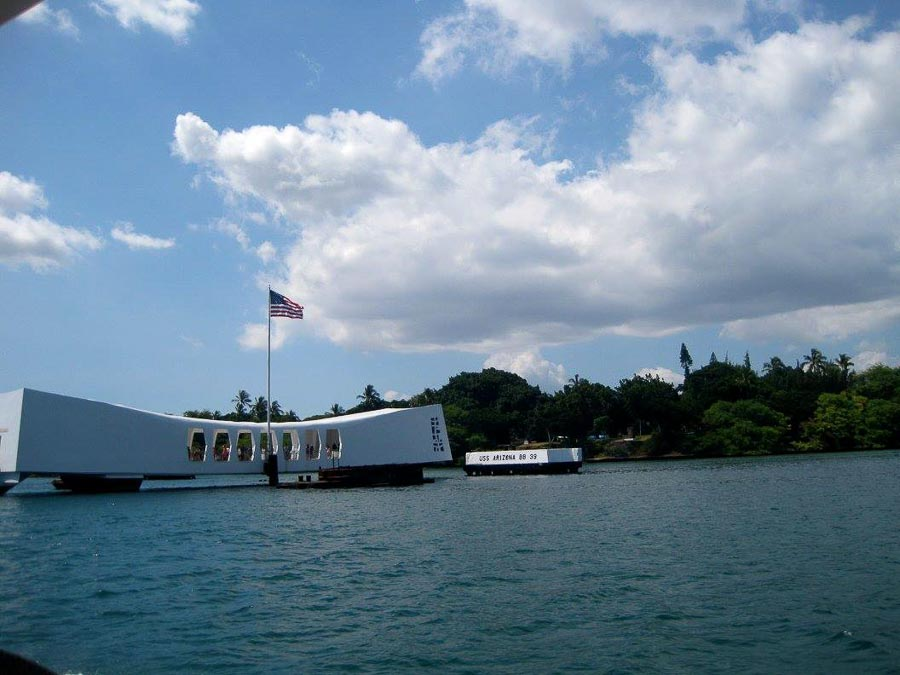 USS Arizona, Peal Harbour Things to do in Oahu