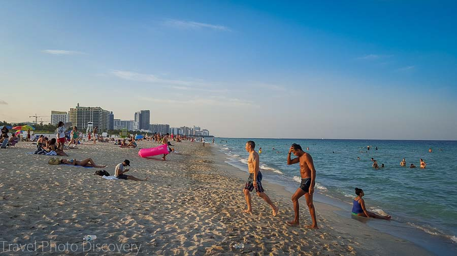 Top things to do in Miami Art Hanging out in South Beach