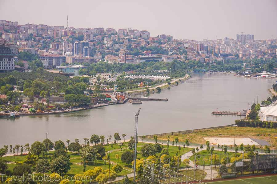 Golden Horn Hotel location Things to do in Istanbul in 24 hours