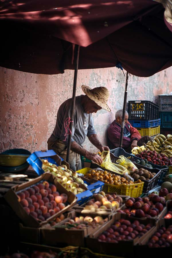 Moroccan foods you must try outdoor markets