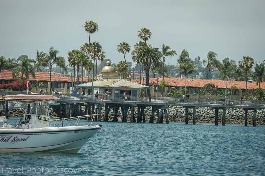 Cruising San Diego harbor area 40 top things to do in San Diego
