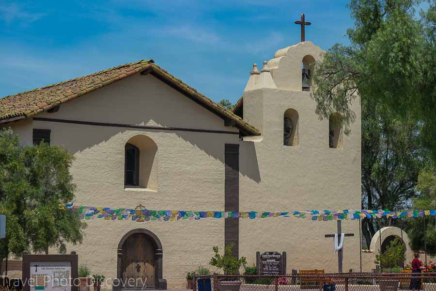 Mission Santa Ines in Santa Barbara County