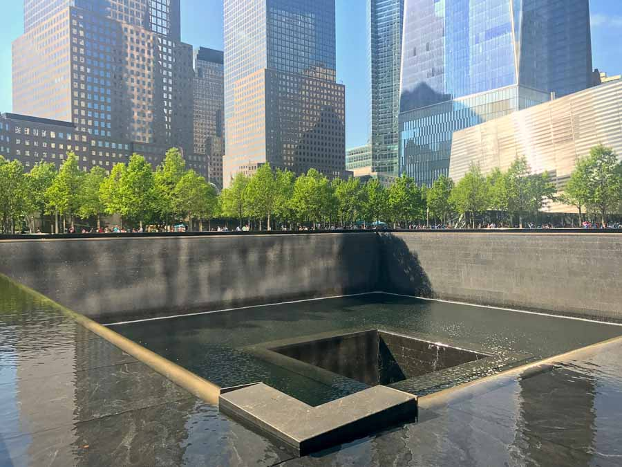 9_11 Memorial what to see in NYC