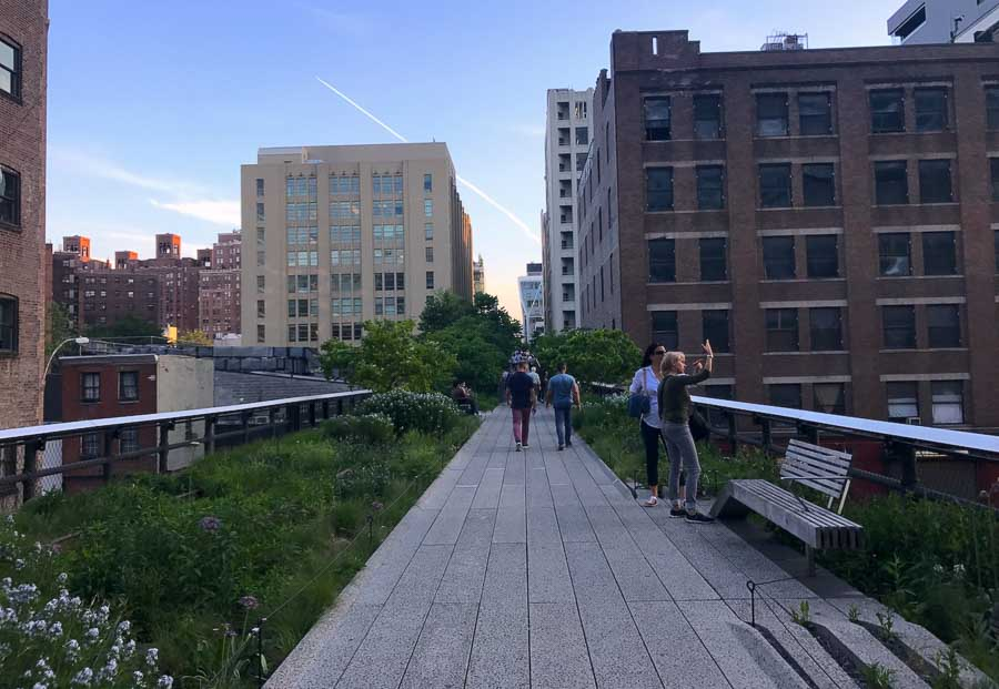 NYC High Line What to see in New York City