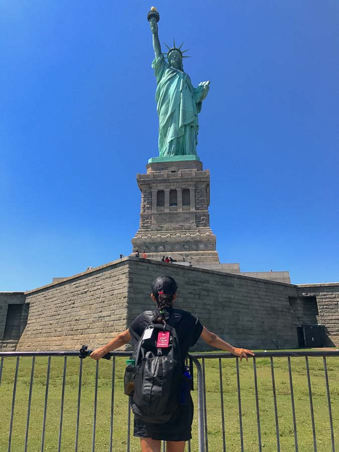 Statue of Liberty what to see in NYC