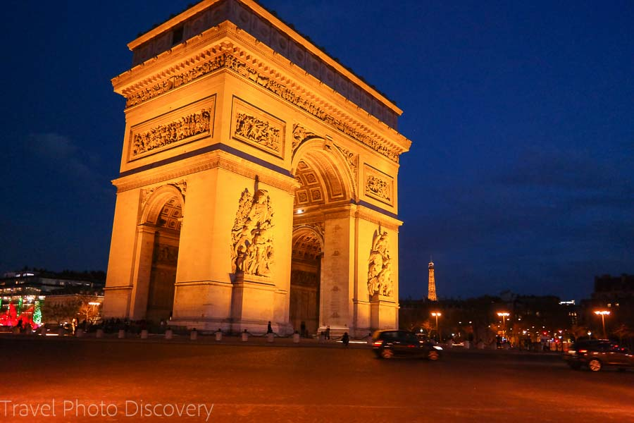 Explore the Arc de Triomphe Top 25 free things to do in Paris