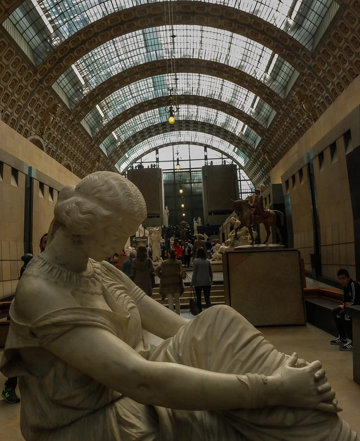 Free museum days in Paris