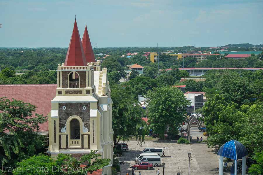 Bantay Bell tower in Vigan City