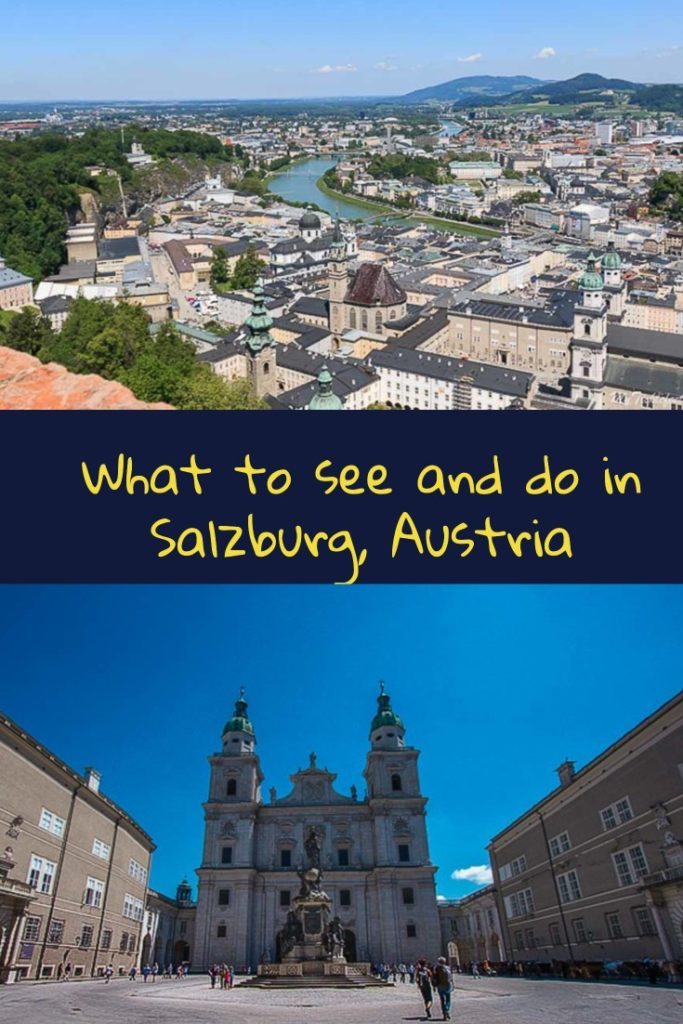 What to do in Salzburg Austria