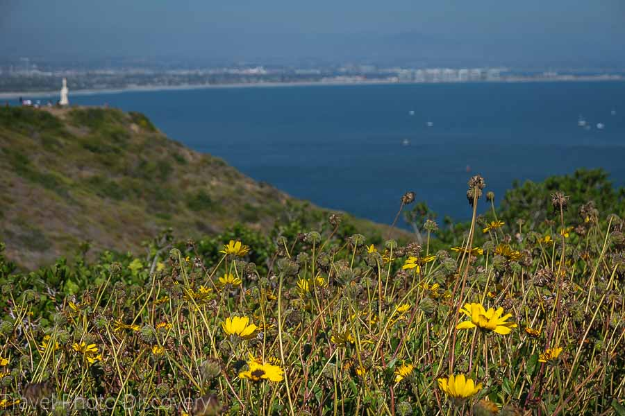 San Diego attractions at Cabrillo National Monument