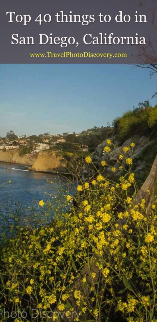Top 40 things to do in San Diego