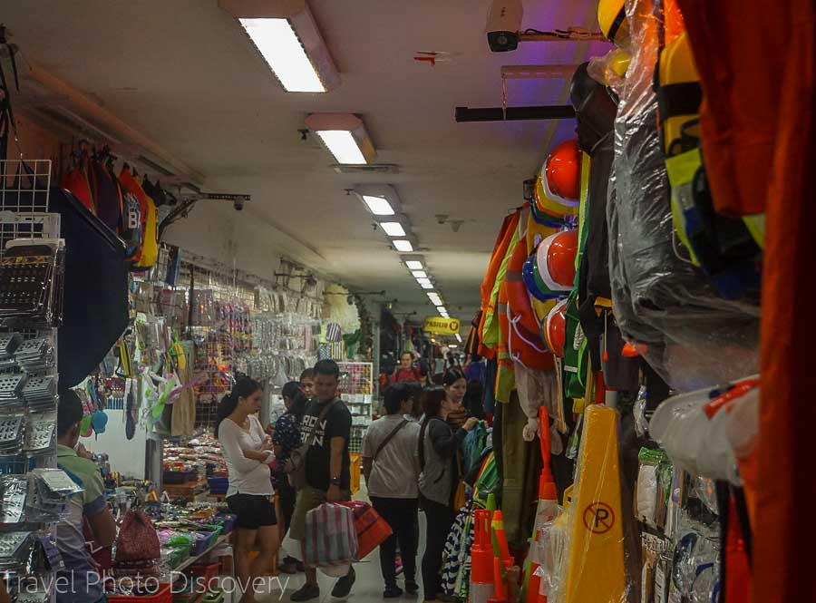 Divisoria discount markets at Bitondo