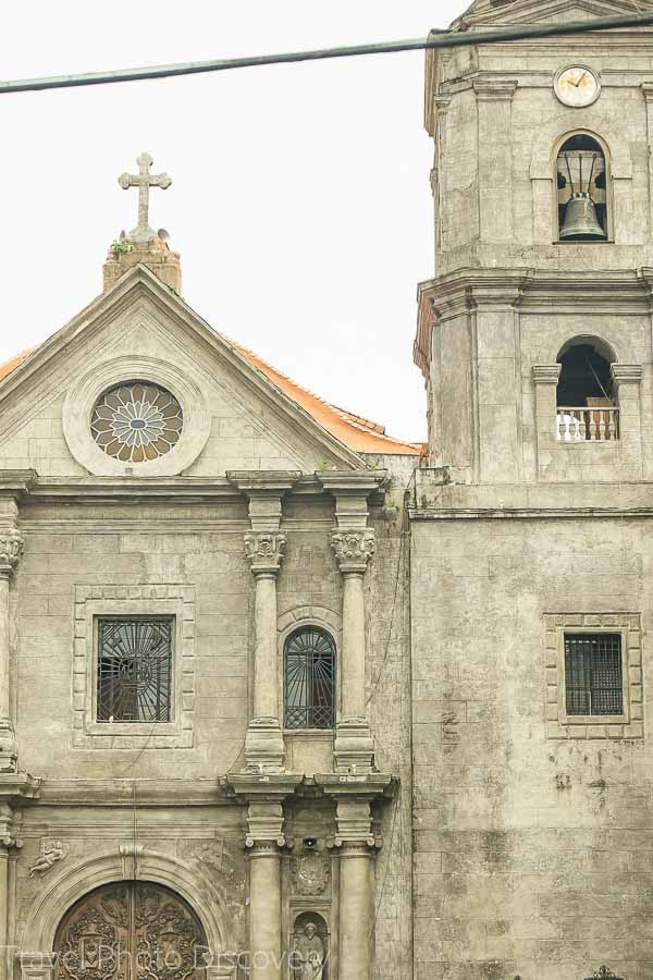 St. Augustine church in Intramuros