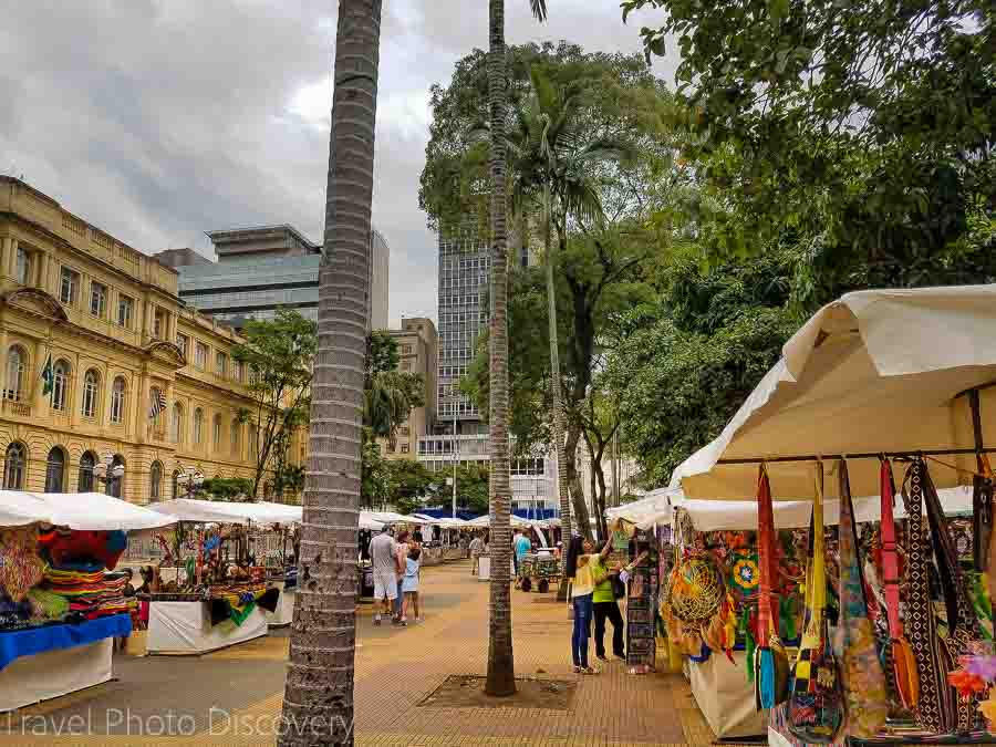Republic Square weekend market