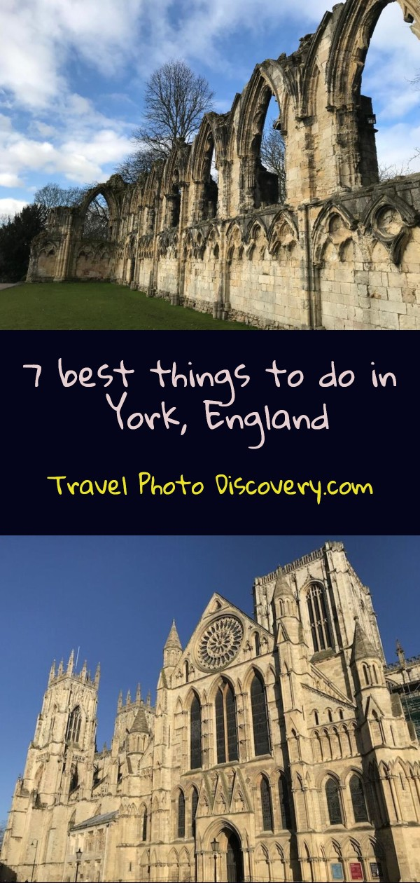 7 best things to do in York, England