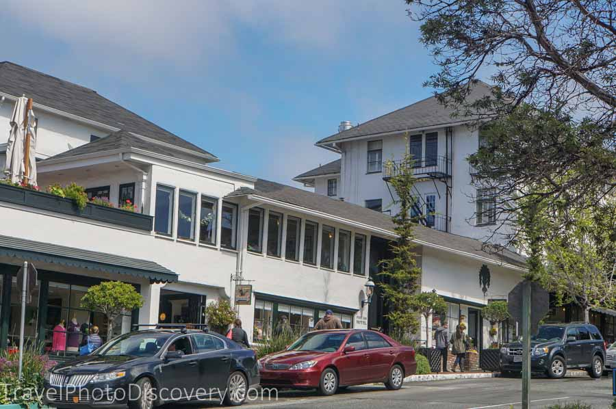 Where to stay in Carmel town