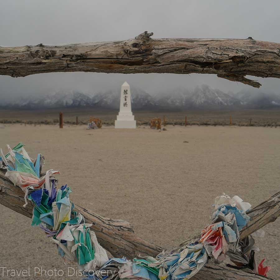 Manzanar National Monument and Internment camp