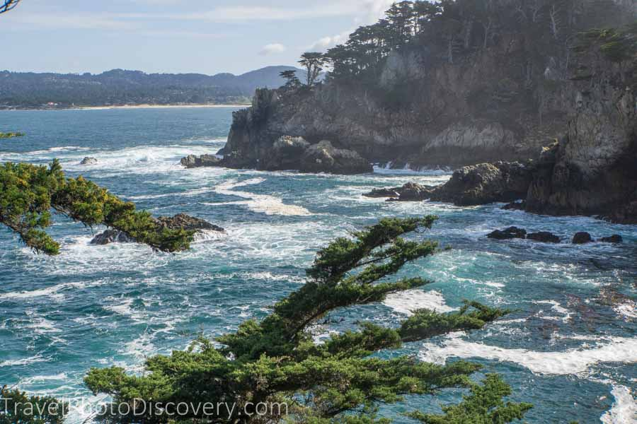 Point Lobos state park views