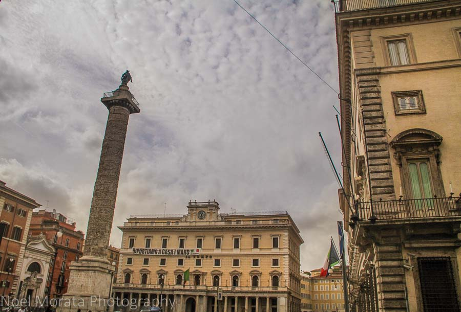 Visiting the popular Rome Piazzas for free