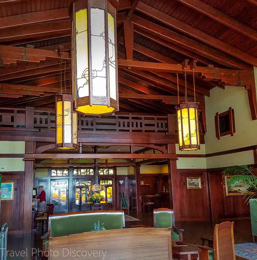 Torrey Pines Lodge interior