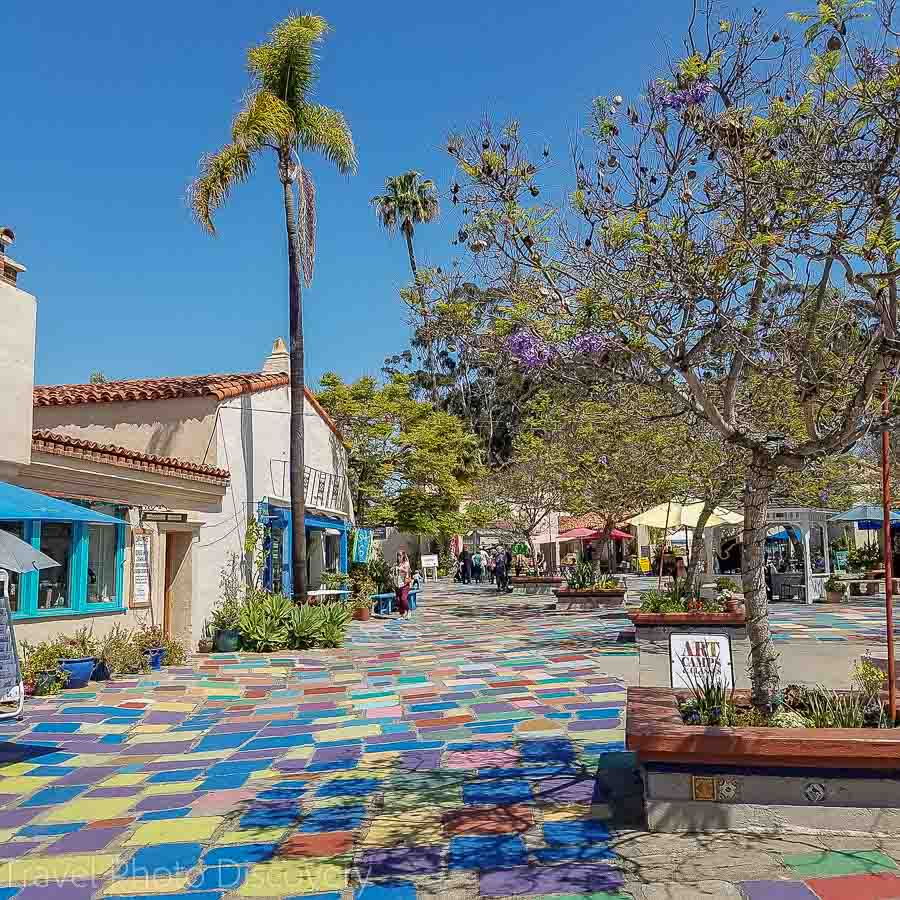 Balboa Park, Spanish Village Art Center