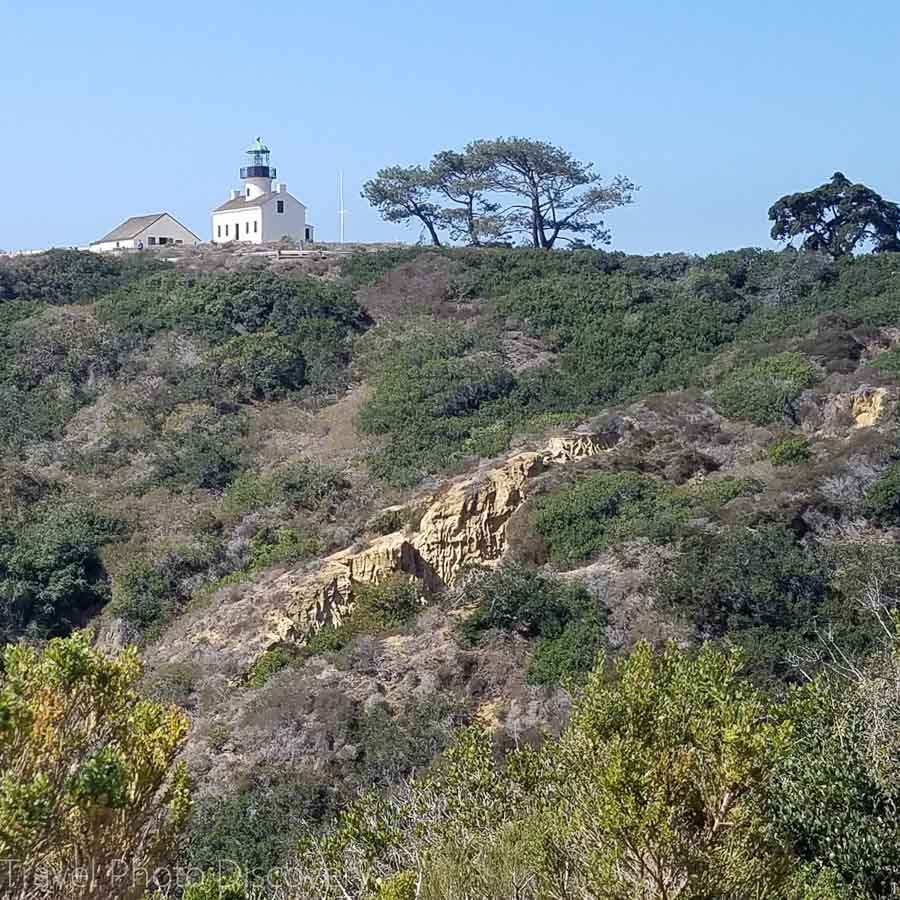 Light house at the Cabrillo National Monument