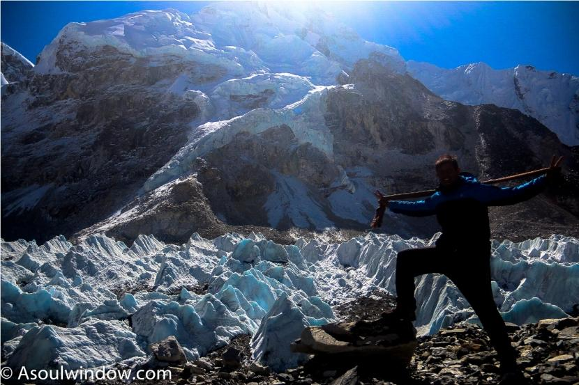 Trip to Mt. Everest and base camp adventure