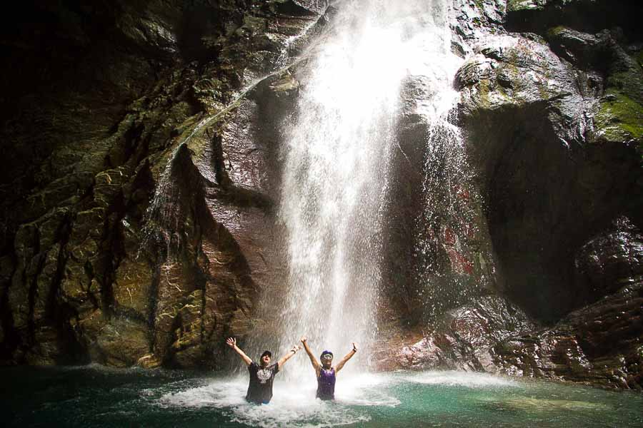 river-tracing adventure experience-taiwan
