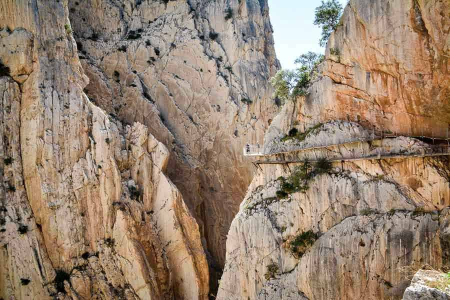 Camito del Rey hike adventure, Spain