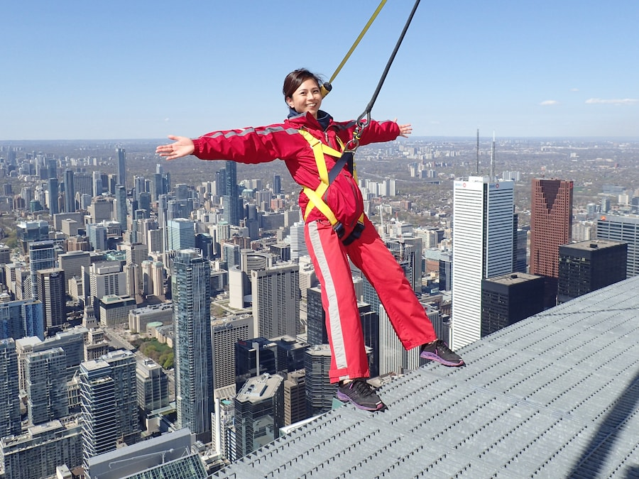 EdgeWalk-Catwalk in Canada