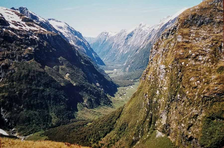 Milford Track adventure experience