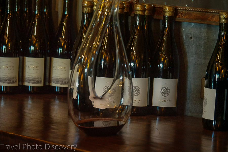 Wine tasting rooms in Solvang, CA