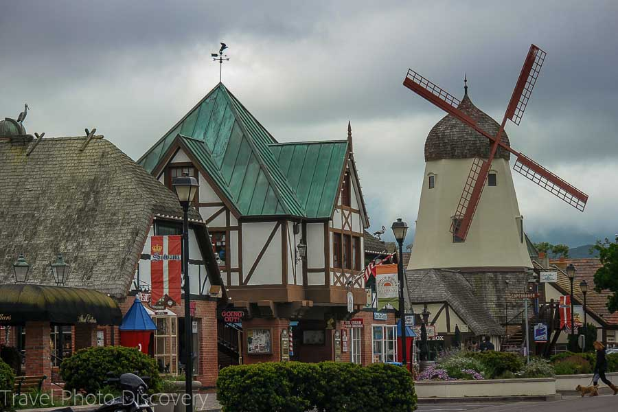 What to see and do in Solvang