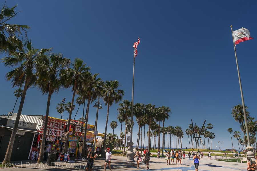 Venice Beach attractions and activities